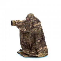 Buteo Bag hide Green Forest Camouflage