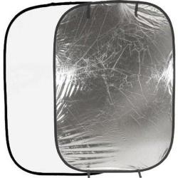 Lastolite réflecteur Panelite Blanc / Argent pliable 120cm x 180cm Ref. 7231
