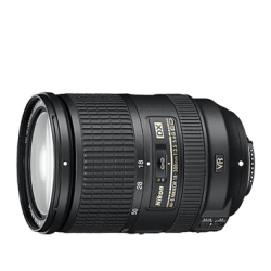 Nikon AF-S DX NIKKOR 18-300mm f/3.5-5.6G ED VR  - One Shot
