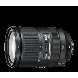 Nikon AF-S DX NIKKOR 18-300mm f/3.5-5.6G ED VR  - One Shot