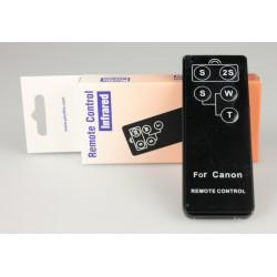 Télécommande infrarouge pour Canon