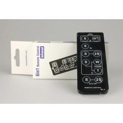 PHOTTIX Télécommande infrarouge 6 en 1 pour Canon, Nikon, Olympus, Pentax, Sony, Konica Minolta
