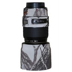 Lenscoat RealtreeAPSnow pour Canon 100mm 2.8 USM Macro