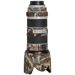 Lenscoat RealtreeMax4 pour Canon 70-200mm 2.8 IS L USM