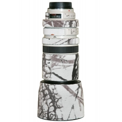 Lenscoat RealtreeAPSnow pour Canon 100-400mm 4.5-5.6 IS