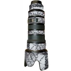 Lenscoat RealtreeAPSnow pour Nikon 70-200mm 2.8 VR AFS