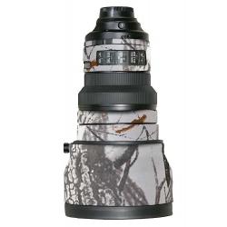Lenscoat RealtreeAPSnow pour Nikon 200mm 2 VR - VRII AFS