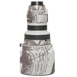 Lenscoat RealtreeAPSnow pour Canon 200mm 1.8 L USM