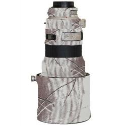 Lenscoat RealtreeAPSnow pour Canon 200mm 2 IS L USM