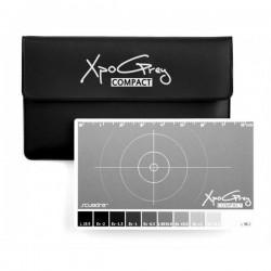 Scuadra Charte gris moyen 18% XpoGrey Compact 9x5.5cm