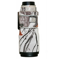 Lenscoat RealtreeAPSnow pour Canon 300mm IS 4