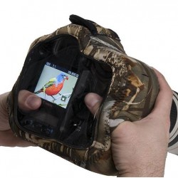 Lenscoat BodyGuard Pro CB Anti-Bruit RealtreeMax4