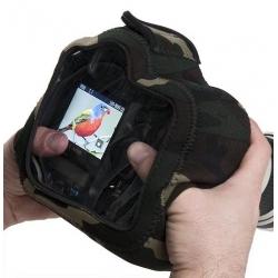 Lenscoat BodyGuard Pro CB Anti-Bruit ForestGreenCamo