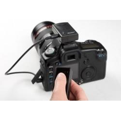 Phottix Plato Télécommande avec ou sans fil jusqu'à 100m C6 pour Canon / Pentax / Samsung