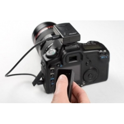 Phottix Plato Télécommande avec ou sans fil jusqu'à 100m C8 pour Canon