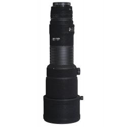 Lenscoat Black pour Sigma 500mm 4.5
