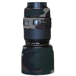 Lenscoat ForestGreenCamo pour Canon 100mm 2.8 USM Macro