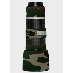 Lenscoat ForestGreenCamo pour Canon 70-200mm 4 IS L USM