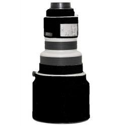 Lenscoat Black pour Canon 200mm 1.8 L USM