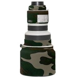 Lenscoat ForestGreenCamo pour Canon 200mm 1.8 L USM