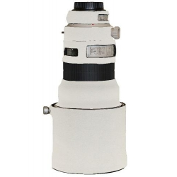 Lenscoat White pour Canon 200mm 2 IS L USM