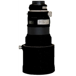 Lenscoat Black pour Canon 200mm 2 IS L USM