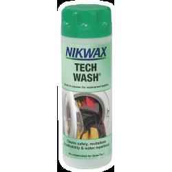 Nikwax Tech-Wash 300ml lavage Nettoyant pour vêtements imperméables