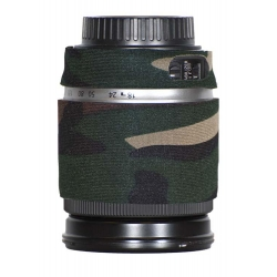 Lenscoat ForestGreenCamo pour Canon 18-200 3.5-5.6 IS