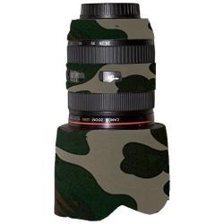Lenscoat ForestGreenCamo pour Canon 24-70L