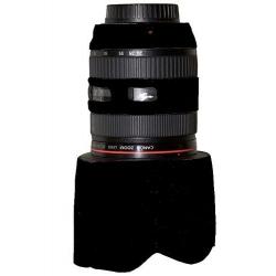 Lenscoat Black pour Canon 24-70L