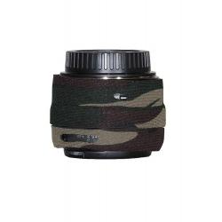 Lenscoat ForestGreenCamos pour Canon 50 1.4 USM