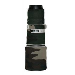 Lenscoat ForestGreenCamo pour Canon 400mm 5.6 L USM