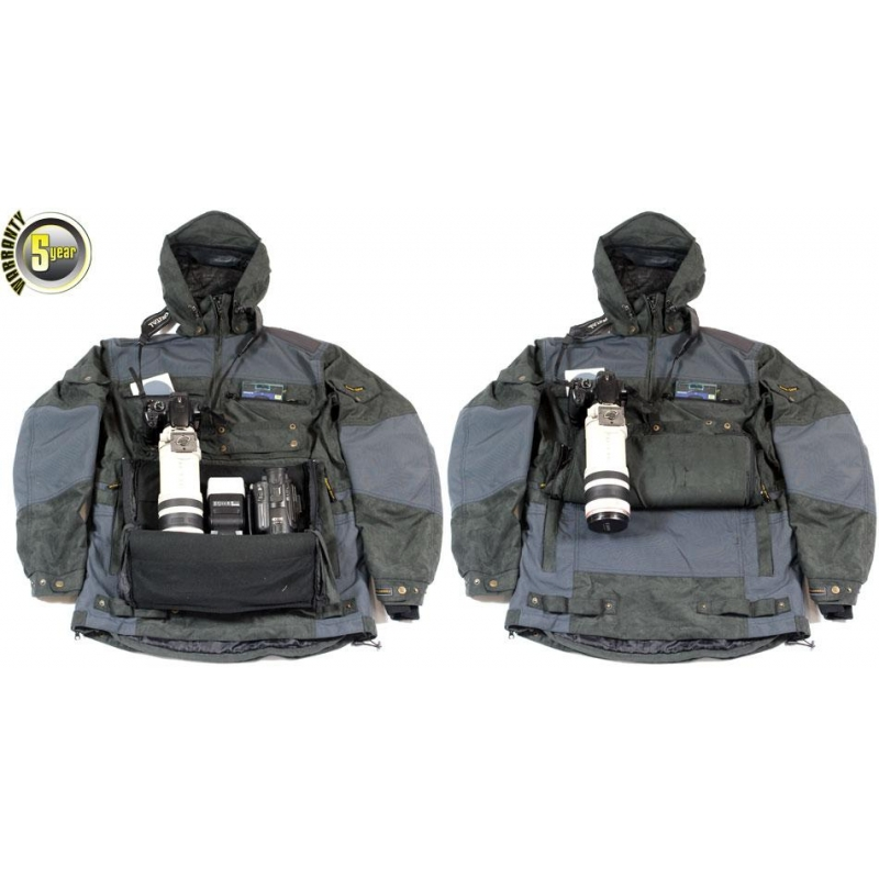 Urban Taille Gear Charcoal Extreme Smock M Stealth Photographes rdxBoCe