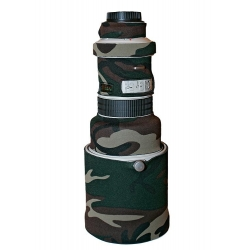 Lenscoat ForestGreenCamo pour Canon 400mm 4 DO IS USM