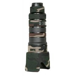 Lenscoat ForestGreenCamo pour Nikon 70-200mm 2.8 VR AFS