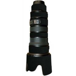 Lenscoat Black pour Nikon 70-200mm 2.8 VR AFS