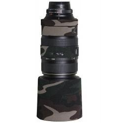 Lenscoat ForestGreenCamo pour Nikon 80-400mm VR