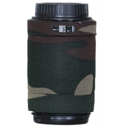 Lenscoat ForestGreenCamos pour Canon 55-250 IS