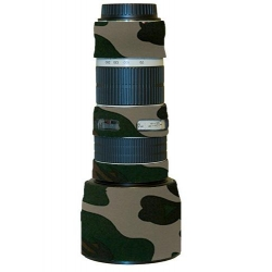 Lenscoat ForestGreenCamo pour Canon 70-200mm 4 NON-IS L USM
