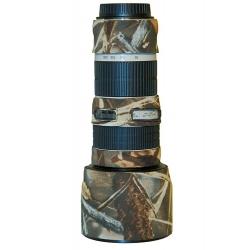 Lenscoat RealtreeMax4 pour Canon 70-200mm 4 NON-IS L USM