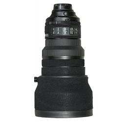 Lenscoat Black pour Nikon 200mm 2 VR - VRII AFS