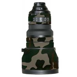 Lenscoat ForestGreenCamo pour Nikon 200mm 2 VR - VRII AFS