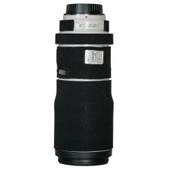 Lenscoat Black pour Canon 300 4 NON IS