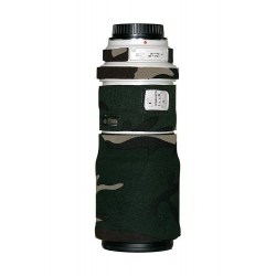 Lenscoat ForestGreenCamo pour Canon 300 4 NON IS