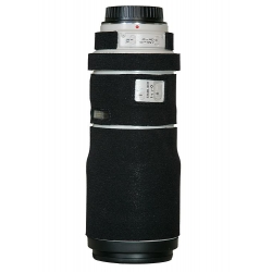 Lenscoat Black pour Canon 300 IS 4