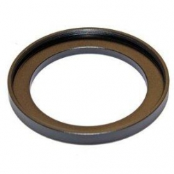 Bague de conversion step Up 55-58mm