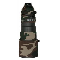 Lenscoat ForestGreenCamo pour Nikon 300mm 2.8 VR - VR II