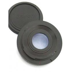 Bague d'adaptation Canon FD - EOS