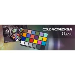 Charte X-Rite ColorChecker Classic