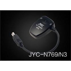JYC GPS Module N-769/N3-N10 pour Nikon D90 D7000 D5000 D5100 D3100